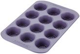 Farberware Lavender 12-Cup Muffin Pan