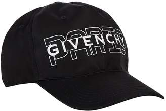 Givenchy Graphic Logo Cap