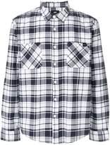 Edwin check long-sleeve shirt