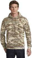 Port & Company Classic Camo Pullover Hooded Sweatshirt PC78HC -Military Cam L