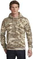Port & Company Classic Camo Pullover Hooded Sweatshirt PC78HC -Military Cam S