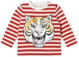 Stella McCartney red ted tiger t-shirt