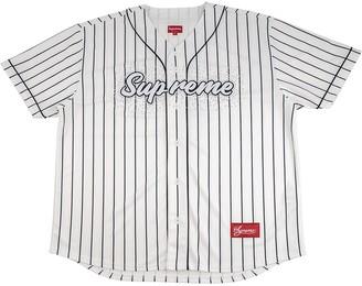 Supreme Crystal Baseball Shirt