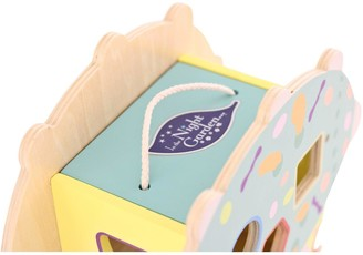 In the Night Garden WoodenShape Sorter with Sound