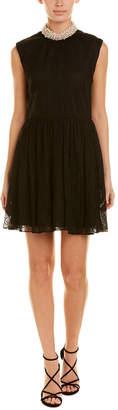 Rachel Zoe Lace A-Line Dress