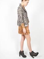 Gryphon Leopard Peacoat