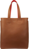 Smythson Compton leather tote bag