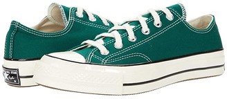 Converse Chuck 70 Organic Canvas Ox (Midnight Clover/Egret/Black) Athletic Shoes