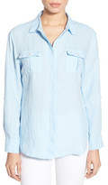 Tommy Bahama Two Palms Linen Camp Shirt