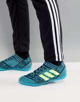 adidas Soccer Nemeziz Tango 17.3 Indoor Sneakers In Navy BY2462