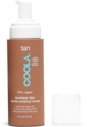 Coola Suncare Sunless Tan Sculpting Mousse