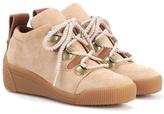 See by Chloe Suede sneakers