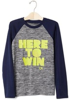 Gap GapFit kids athletic trainer tee