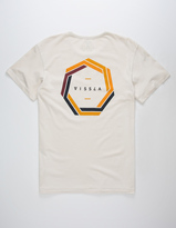 VISSLA Cyclone Mens Pocket Tee