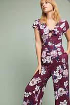 Yumi Kim Floral Cutout Jumpsuit