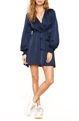 Heartloom Jacie Long Sleeve Minidress
