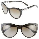Michael Kors 56mm Cat Eye Sunglasses