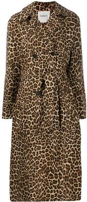 BA&SH Fauve coat