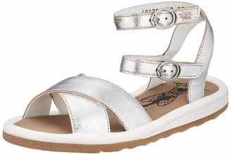 Fly London Women's FUGO201FLY Ankle Strap Sandals