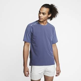 Nike Men's Short-Sleeve Running Top Tech