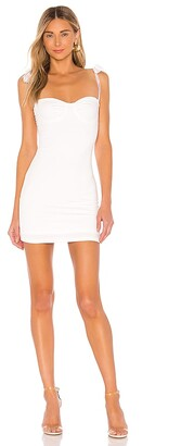 superdown Trisha Tie Strap Dress