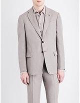Armani Collezioni Classic-fit Woven Jacket