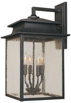 Sutton 4-Light Outdoor Wall Sconce