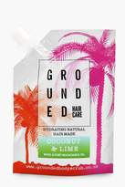 boohoo Hair Mask Coconut And Lime