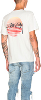 Stussy Sunset Dot Tee