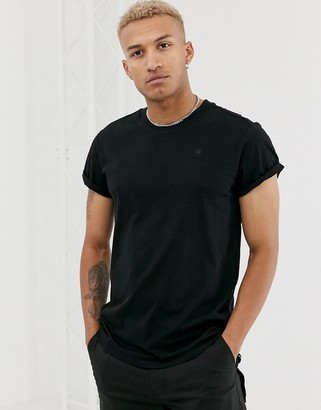 G Star G-Star Shelo relaxed fit t-shirt in black