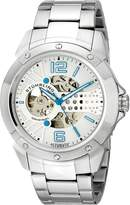 Stuhrling Original Men's 628.01 Legacy Analog Display Automatic Self Wind Watch