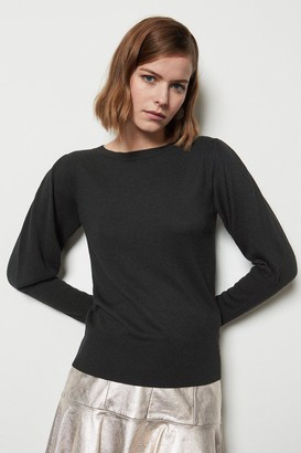 Karen Millen Volume Sleeve Jumper
