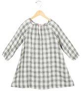 Milly Minis Girls' Metallic Tweed Dress