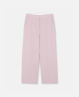 Stella McCartney Cropped Tailored Pants, Women's