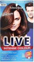 Schwarzkopf LIVE Intense Colour 088 Urban Brown Hair Dye