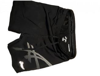 Asics Black Spandex Trousers