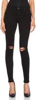J Brand Super Skinny Distress Knee