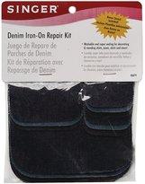 Singer Denim Iron-On Repair Kit, Assorted