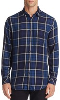 Rails Lennox Plaid Slim Fit Button Down Shirt