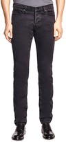 The Kooples Straight Fit Jeans in Black