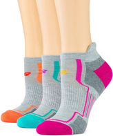New Balance 3-pk. Performance Low-Cut Tab Socks