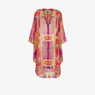 Etro Ponza Kaftan Dress
