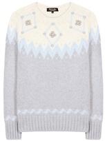 Loro Piana Wetterhorn Cashmere Sweater