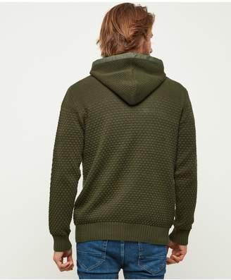 Joe Browns Hoody Knit