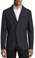 John Varvatos Slim-Fit Wool-Blend Jacket