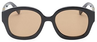 Le Specs Luxe Jordan Askill x Grande Bande Sunglasses/53MM