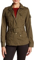 Barbour Collared Long Sleeve Jacket