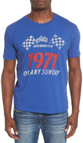 Lucky Brand &On Any Sunday& Graphic Crewneck T-Shirt