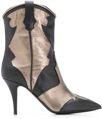 Pollini Stivaletto ankle boots