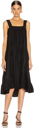 Natalie Martin Jasmine Dress in Black | FWRD
